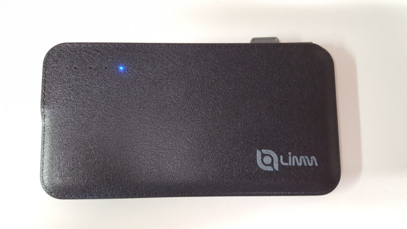 Limm Portable Powerbank Charger
