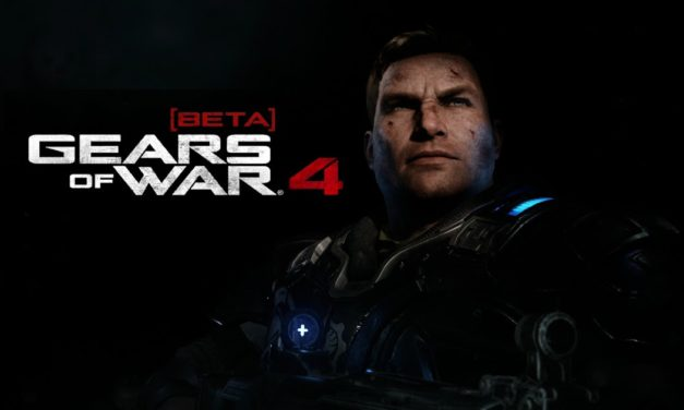 Gears of War 4 preview