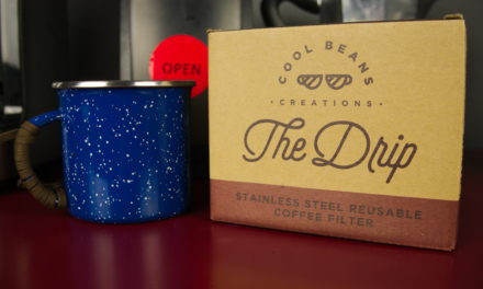 "Cool Beans' ""The Drip"" Pour Over Coffee Filter"