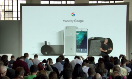 Google's Pixel Announcement